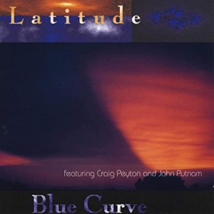 Blue Curve Cover